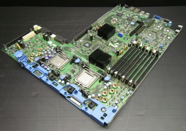 Dell Poweredge 2950 0H603H Placa Base Servidor Dual Enchufe LGA 771 con / Intel