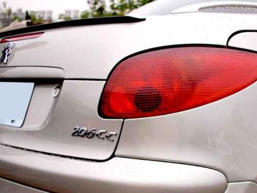 Unpainted Trunk Lip Spoiler R For Mazda 6 GG Sedan 02-08 Gen 1