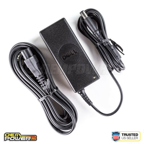 GENUINE OEM Dell PA-21 65W Octagon XPS M1330 M1530 Laptop AC Adapter Charger