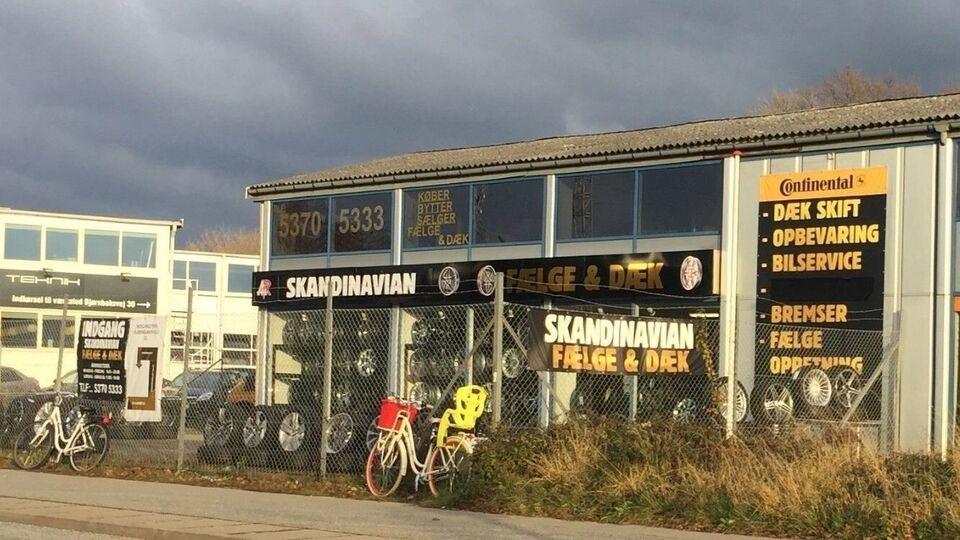 Sommerdæk, Hankook, / 225 / 60 R17