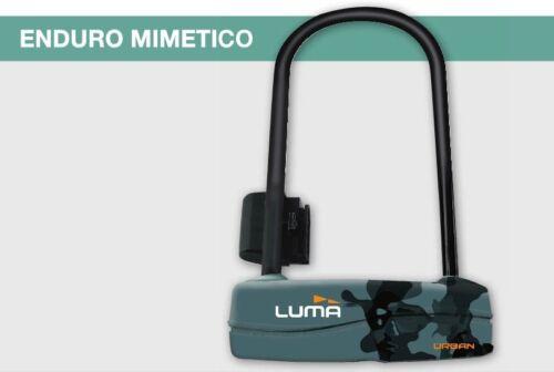 Vorhängeschloss Luma ENDURO-mod Radsport Schlösser & Sicherheit 92S Tarnung 180x320/Vorhängeschloss Enduro 92S