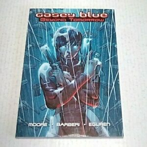 Casey Blue Vol 1 TPB (DC)2009 - 1st print - UNREAD!! - VF/NM - Collects # 1-6