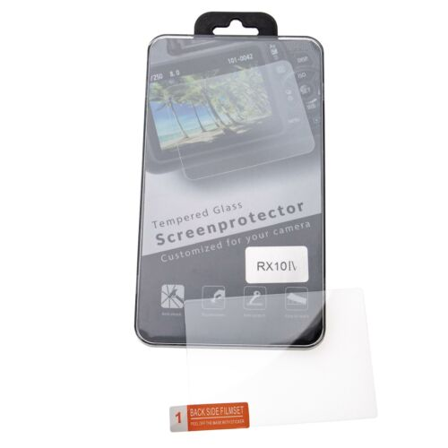 Vidrio De Protección De Pantalla LCD para Sony Cybershot DSC-RX10 IV