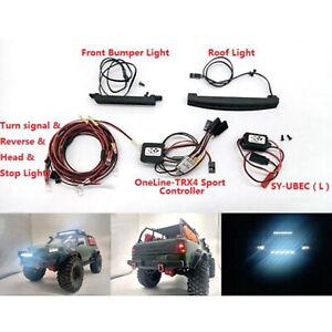 SY-RC-One-Line-RC-Car-LED-Light-Lampara-Luz-Kit-for-TRAXXAS-TRX-4-Sport-1-10-RC