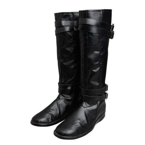 Star Wars Kylo Ren Cosplay Black Boots With Costume Shoes Cos