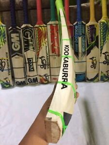 Brand New Soft Ball Tape Ball Cricket Bat Original MRI Sri Lankan Big Blade