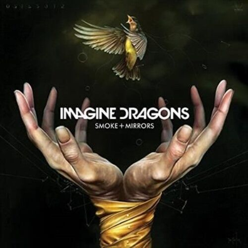 Imagine Dragons - Smoke + Mirrors CD NEW & SEALED &