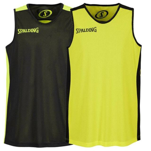 Spalding Herren Essential Reversible Shirt Trikot