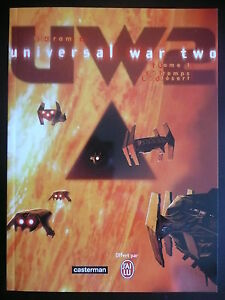 Universal-War-Two-Tome-1-Denis-Bajram-Petit-format-souple-BD