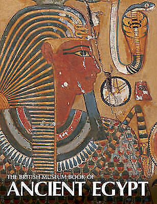 The British Museum Book of Ancient Egypt-ExLibrary