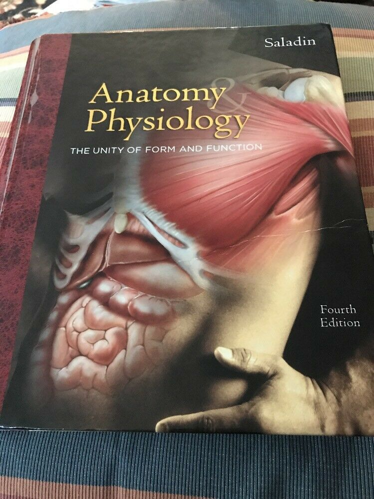 Anatomy Physiology The Unity Of Form And Function 4th Edition