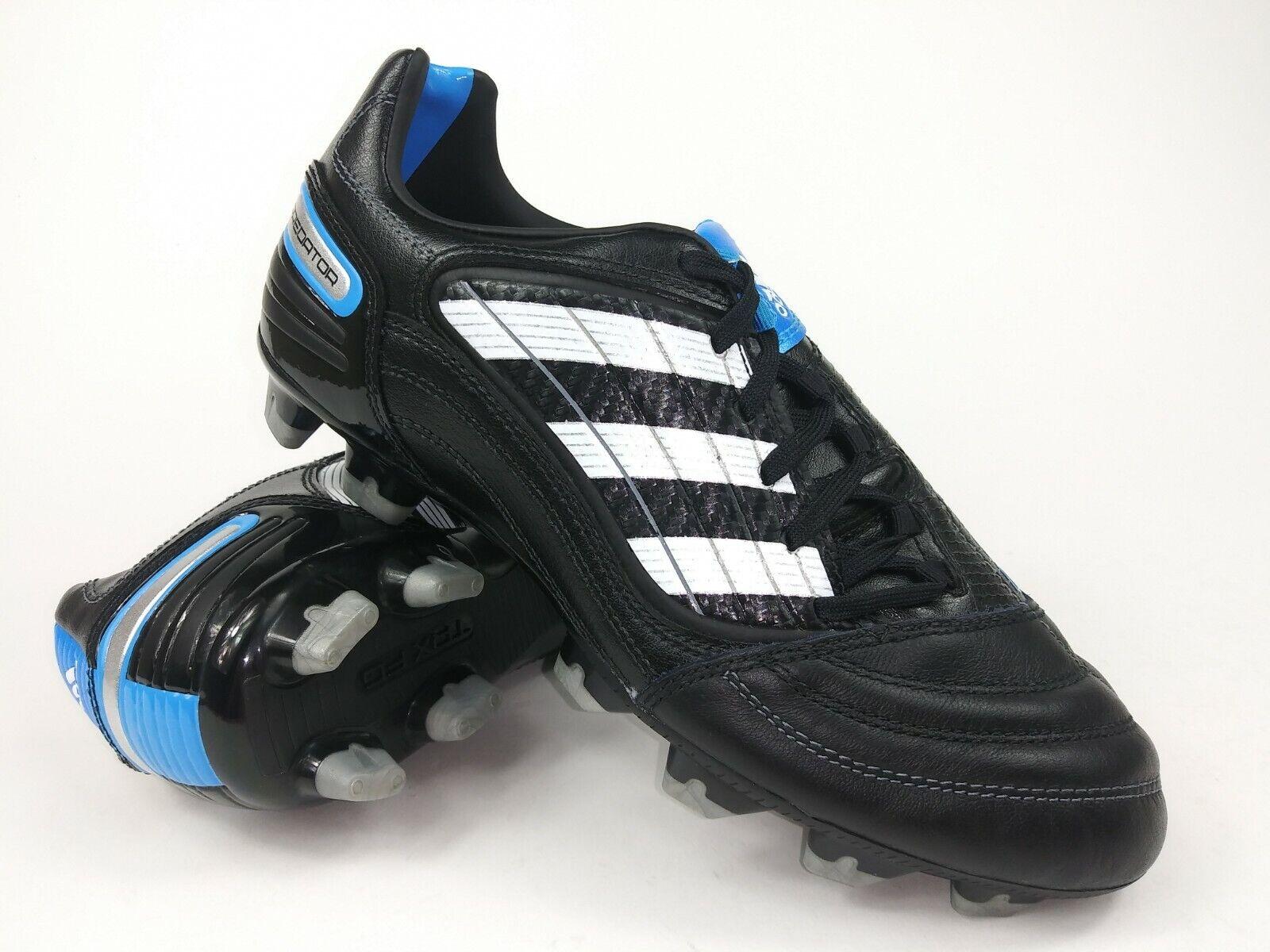 Adidas Herren Rare P Absolado_X Fg G19938 Schwarz Weiß Fußball Stollen