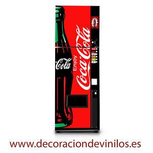 VINILOS PARA NEVERAS PEGATINAS FRIGORIFICOS stickers frigo coca cola