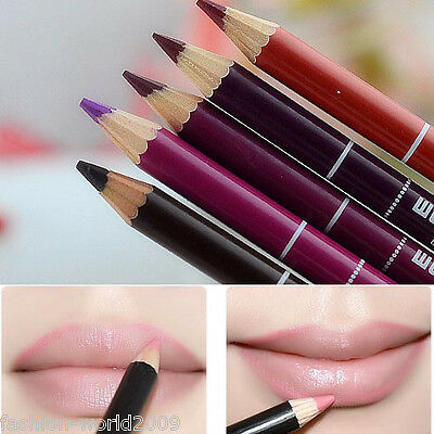 Colors Cosmetic Professional Lipliner Waterproof Lip Liner Soft Pencil Makeup