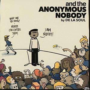 DE LA SOUL-AND THE ANONYMOUS NOBODY (UK IMPORT) CD NEW