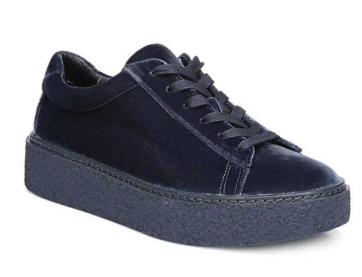 Vince Neela Womens Vintage bluee Sneakers Sz 8M 1923