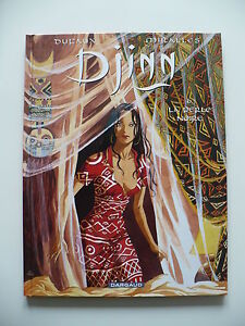 EO-comme-neuf-Djinn-6-La-perle-noire-Miralles-Dufaux-Dargaud