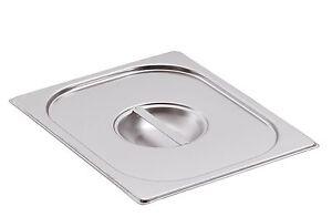 Deckel GN Behälter Gastronormbehälter GN 1//1 2//3 1//2 1//3 1//4 1//6 1//9 alle Größen