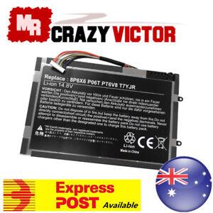 Details about Battery for DELL Alienware P06T P06T001 P06T002 P06T003 P18G  P18G001 P18G002