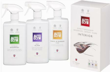 Autoglym Gift Kit - Perfect Interior
