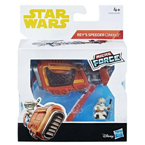 Star Wars SW E8 MICRO Force véhicule Packs-Assortiment UNE FOURNI