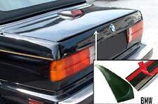 SPOILER BECQUET LEVRE COFFRE BMW E30 SERIE 3 1982-91 324d 318is 320i 325ix M3 M