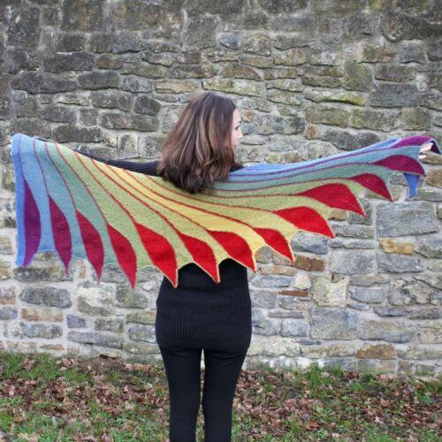 "Neue Farben Rellana Bobbel /""Regenbogen Mirage Royal/""  200 g"