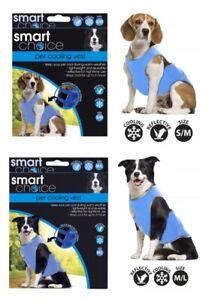 Summer-Cooling-Jacket-Coat-Vest-T-shirt-Clothes-Clothing-For-Dog-Puppy-Pet-Blue