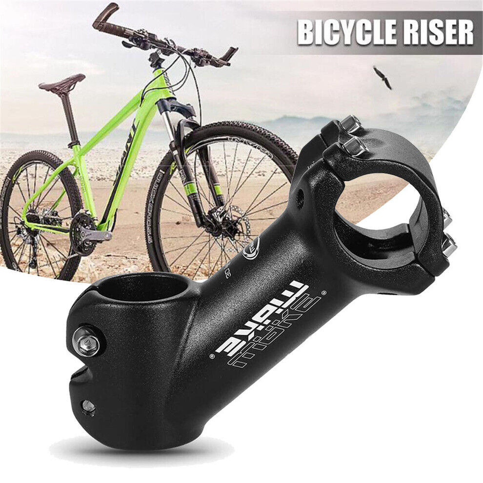 17° 31.8mm x 28.6mm 009SD FOURIERS Full CNC Mountain Bike Stem Bar 70-120mm //