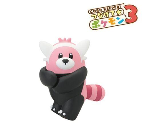 Tsunagete 3 Cable Mini Figure Bewear Kiteruguma NEW RE-MENT Pokemon Cord Keeper