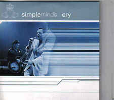 Simple Minds-Cry cd single