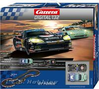 Carrera Digital 132 Gt Force Slot Car Race Set 30177