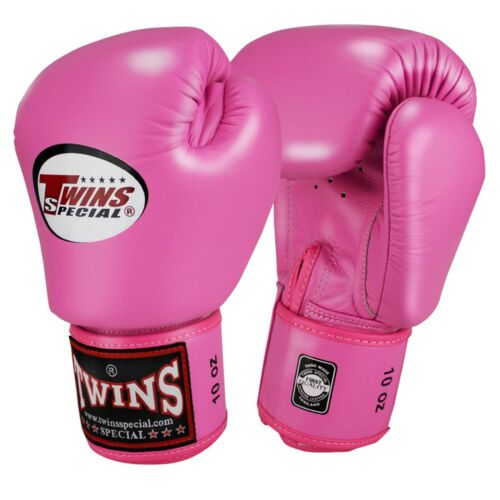 Twins Special BGVL-3 Vectro Strap Fight MMA Martial Arts Muay Thai Boxing Gloves