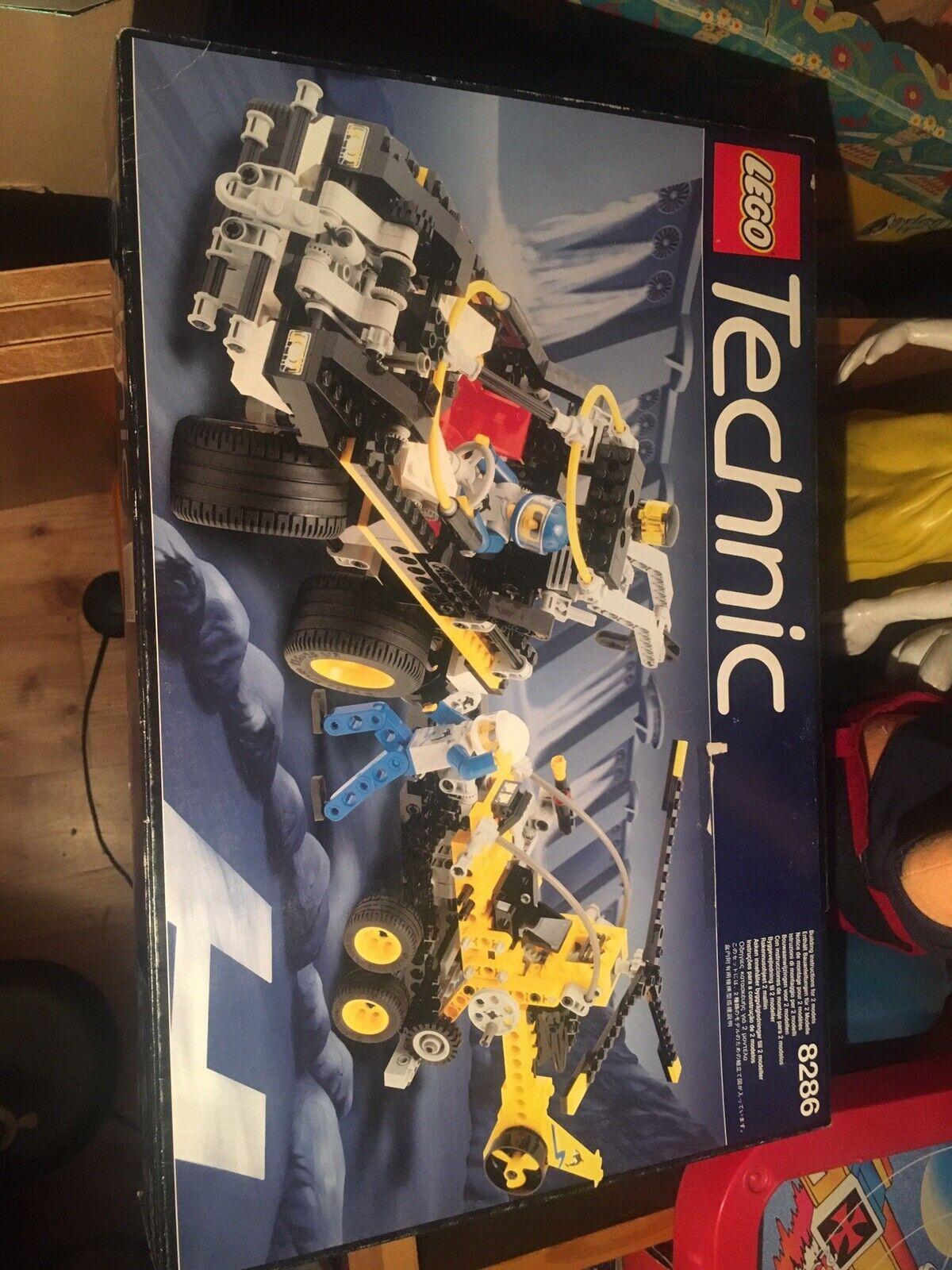 NEW-Lego Technic 8286 VINTAGE (1996)