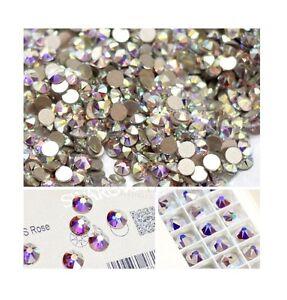 ss20-4-5mm-Swarovski-crystal-AB-xirius-flat-back-non-hotfix-crystals-rhinestone