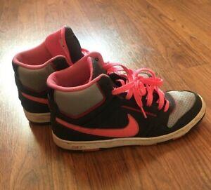 Nike Skinny Prestige 3 Pink and Grey