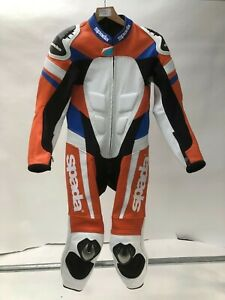 Spada-Curve-Evo-1-Piece-Leather-Motorcycle-Race-Suit-child-childs-BOYS-14-16