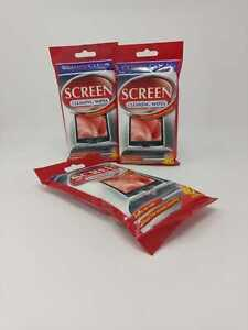 40-x-Mobile-Screen-Cleaning-Wet-Wipes-Laptop-LED-LCD-TV-Computer-iPad-Cleaner