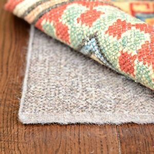 Natural All Felt Rug Pad 32 Oz Multiple Rectangle Sizes