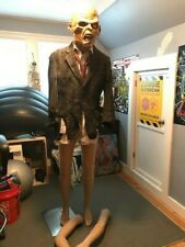 Full Size Male Mannequin With Zombie Mask And Clothes Included