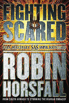 1 of 1 - Fighting Scared - Para Mercenary SAS Sniper Bodyguard-ExLibrary