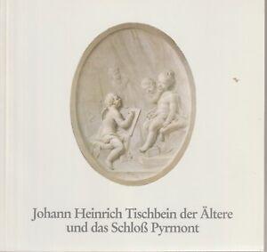 Johann Heinrich Pied De Table La Plus Ancienne Schriftenreihe Château Bad Pyrmont 1989-afficher Le Titre D'origine Ferme En Structure