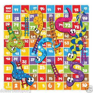 Tappeto Gioco Scale E Serpenti Per Bambini Gioco Dell Oca Giocattoli 80 5 Cm Ebay