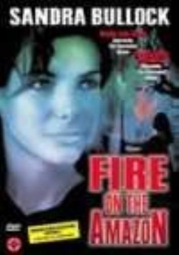 Fire On The Amazon [Region 2] - Dutch Import (US IMPORT) DVD NEW