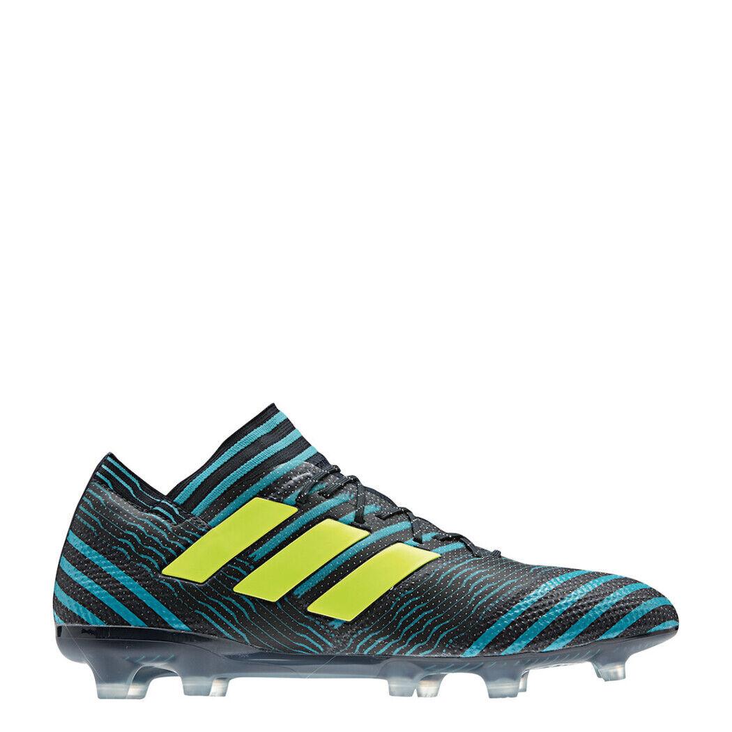 Adidas NEMEZIZ 17.1 FG Ocean Storm Pack Fußballschuhe blau   gelb