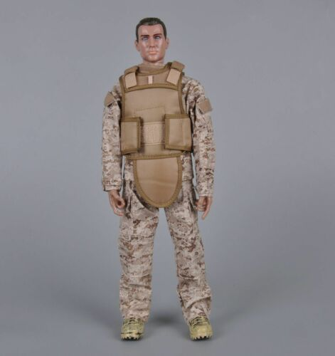 1//6 Soldier Figure Full Set Model Doll Box Series Body /& Clothes /& Weapon Toy