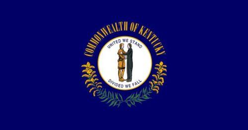 Kentucky Flag Vinyl Decal Sticker ** 5 Sizes **