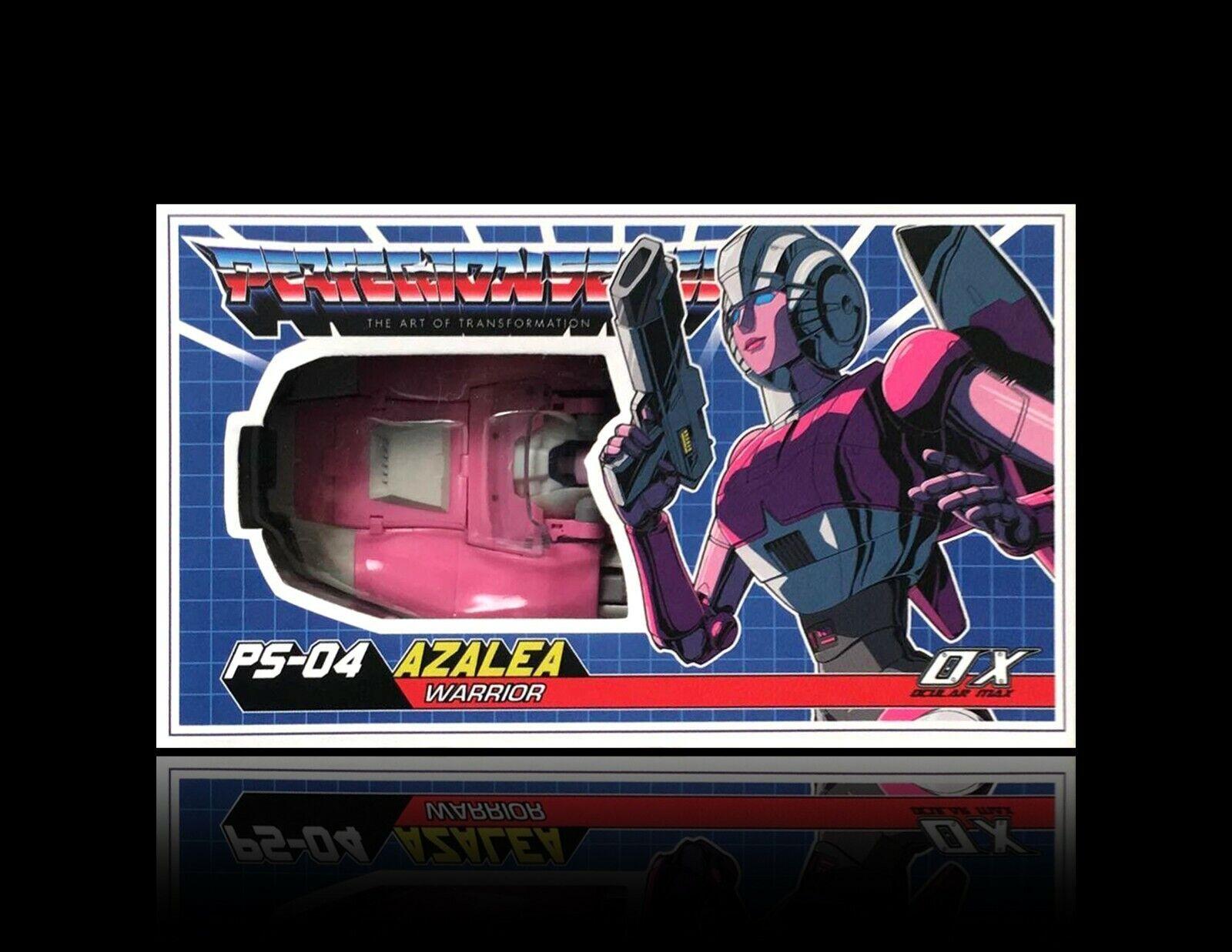 Transformers Mastermind Creations Ocular Max PS-04 Azalea   MP Acree  Brand new