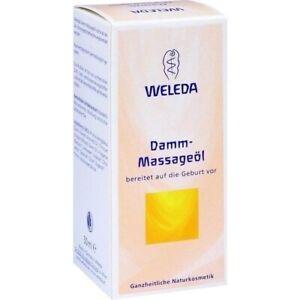 WELEDA Damm-Massageöl 50 ml 01830531 WELEDA