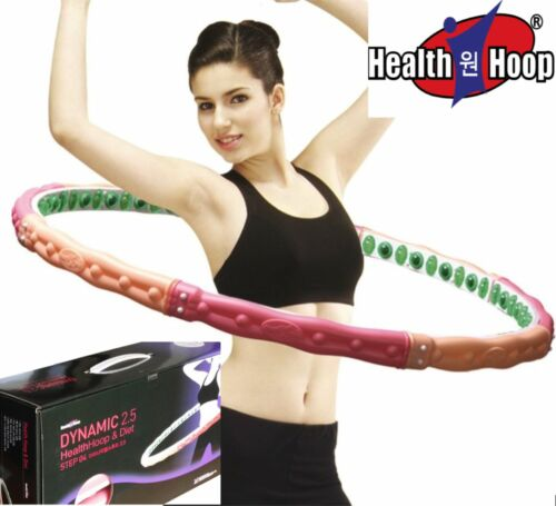 Dynamic Heavy Weighted  Magnetic Health  Hula Hoop  fat burning   for EXPERT
